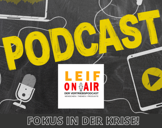 Fokus in der Krise! Podcast
